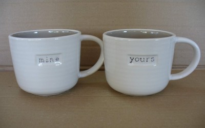 MINE & YOURS CUP